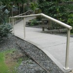 hand railing, side walk, stairs, decks, parks,