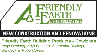 Friendly Earth Building Products – Cowichan